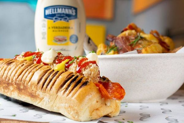 Hot Dog Croc Peperoni