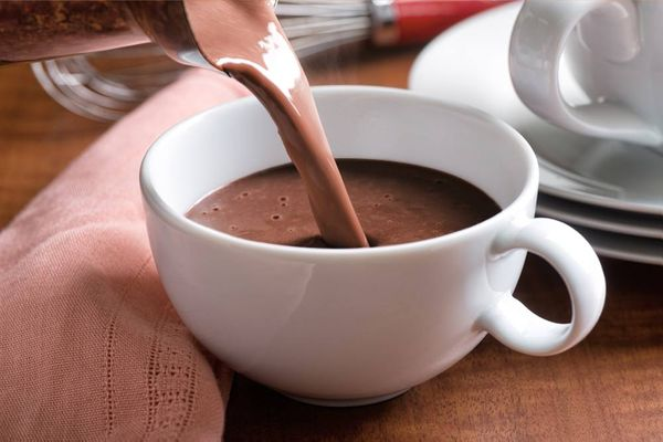 Chocolate Quente Vitaminado