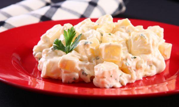 Salada de Batata Clássica