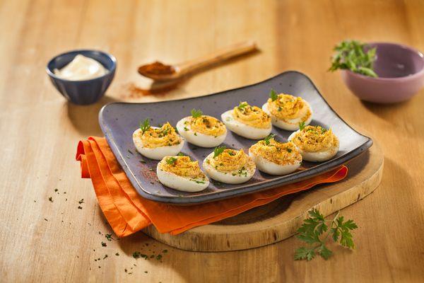 Ovos Recheados Super Gourmet