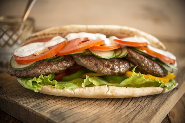 Receita: Kebab