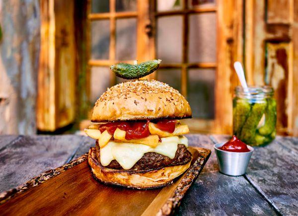 Fritas Burger