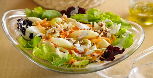 Salada de Alho Poró