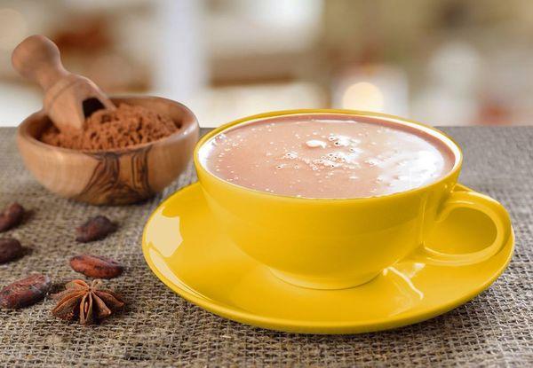 Café com Leite Vitaminado