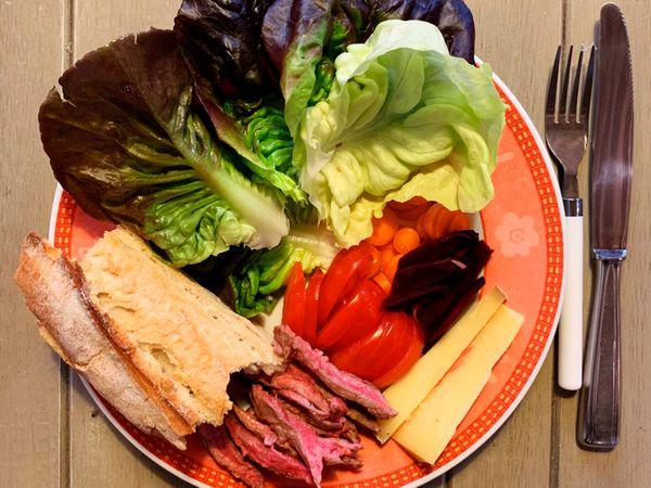 Salada Francesa do Caio Braz