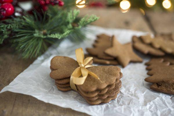 Biscoitos de ginger bread
