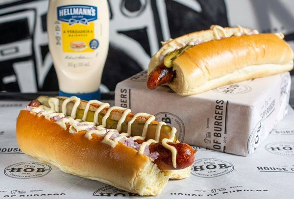 Hot Dog com Linguiça Temperada