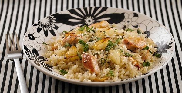Meu arroz tropical