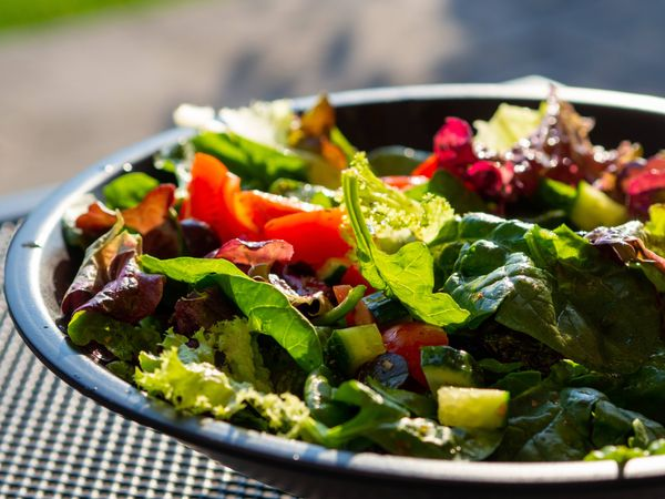Salada Turbinada do Cady