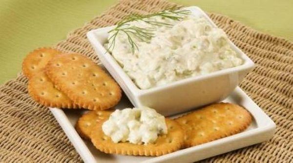 Pasta de Gorgonzola e Erva Doce