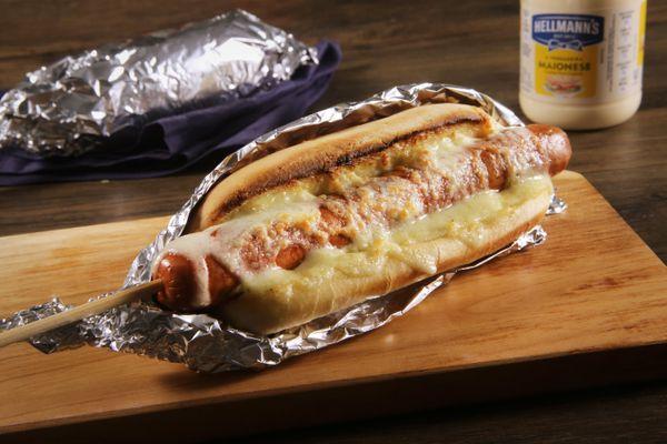 Hot Dog Cremoso